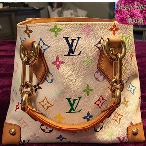Louis Vuitton Audra Multi-Color #TH1006